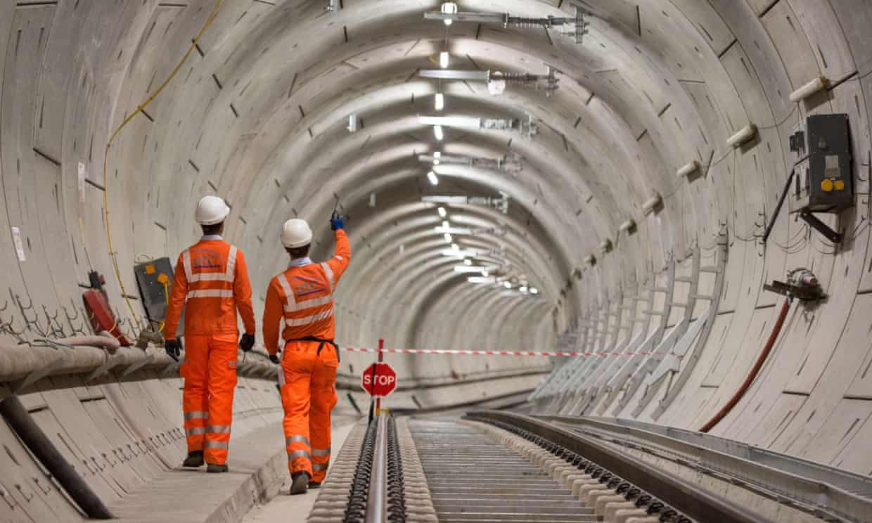 Crossrail: Let s do this
