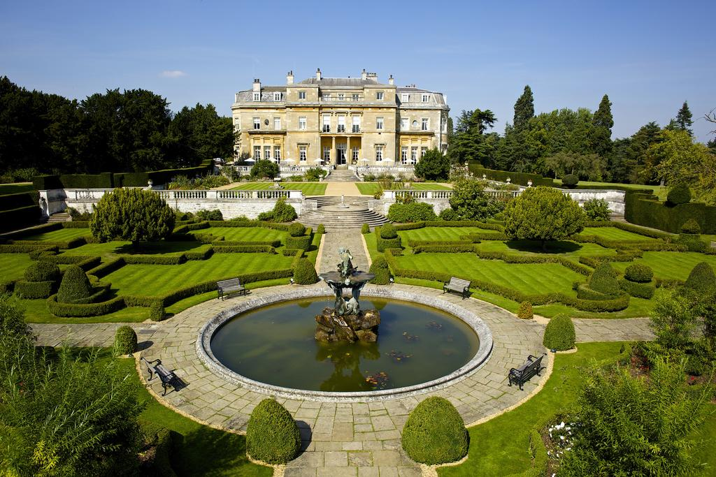 Luton Hoo - stroll the gardens after your afternoon tea...