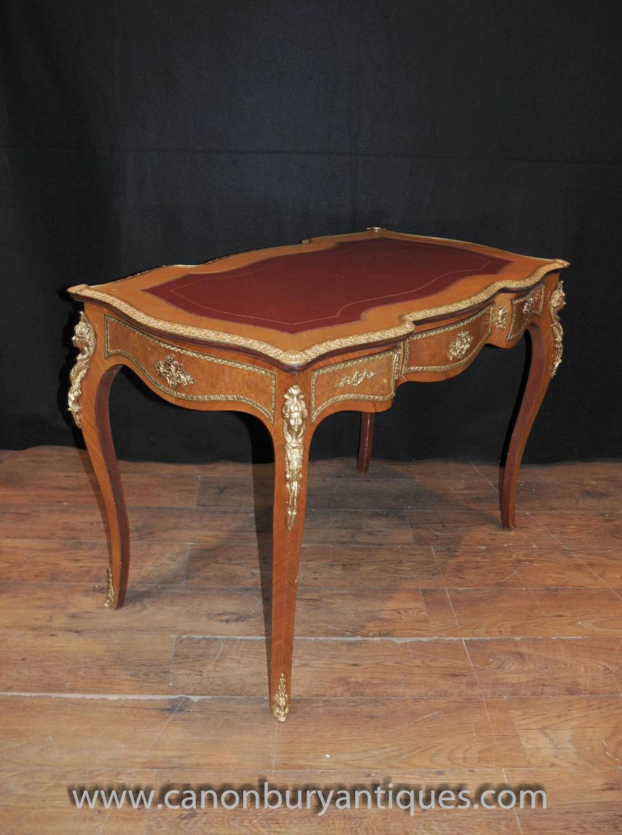 We carry a range of French antique style desks in various styles, including  Empire and Louis XVI. Nothing beats the style of French antique furniture  and ... - Antique Desks - Guide