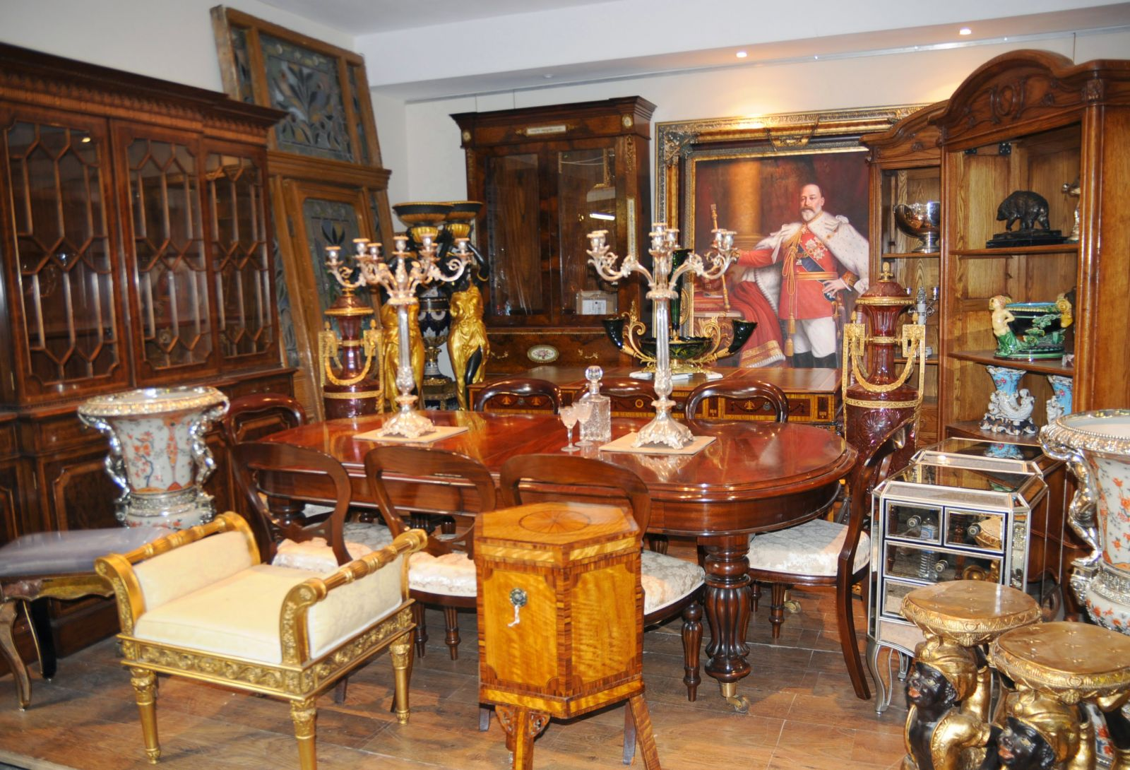 Antique Dining Tables Desks Chairs Reproduction Furniture Sets