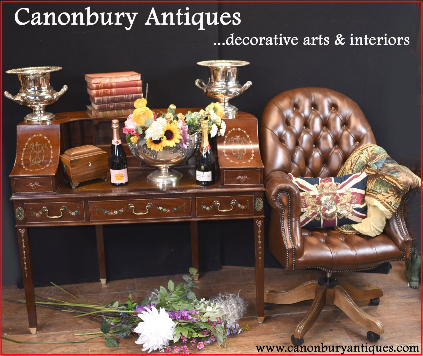 Canonbury Antiques - shop our Latest Acquisitions