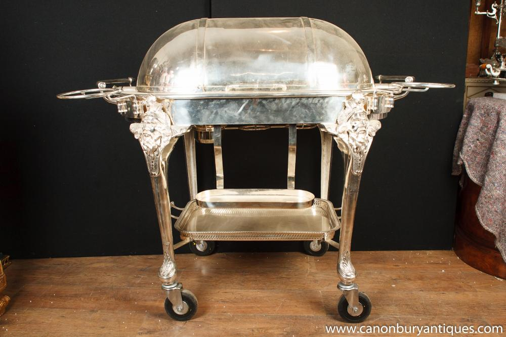 Beef trolley antiques
