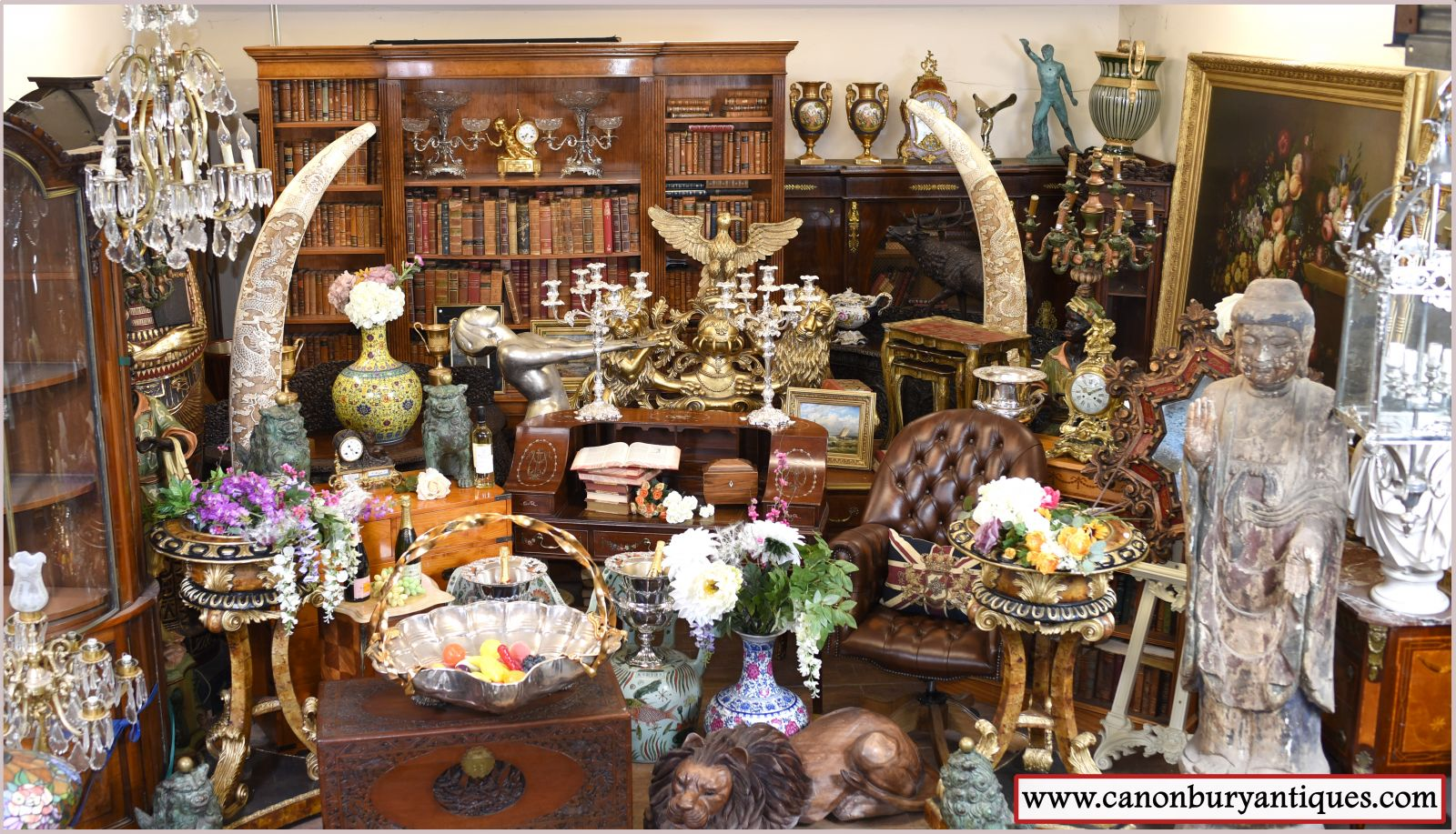Hertfordshire Antiques Showroom
