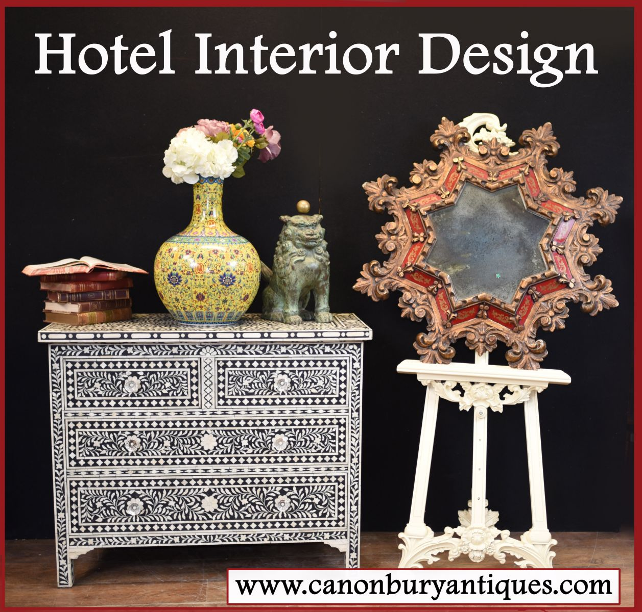 All your needs for your hotel interior design project covered...