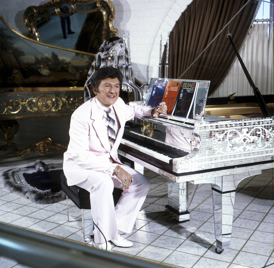 Liberace: How much is that piano?