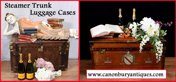 Steamer Trunk Luggage Cases