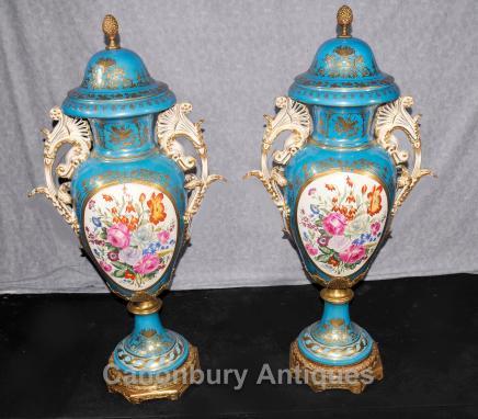 German Meissen And Dresden Porcelain Canonbury A