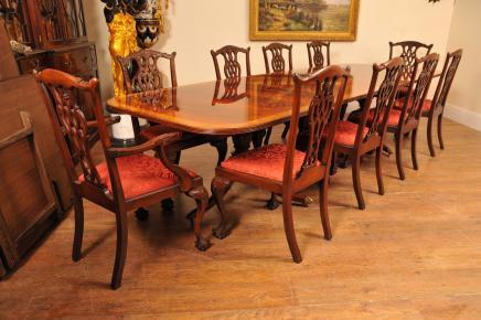 Xl Large Dining Tables Victorian Regency William Iv Antique Canonbury Antiques