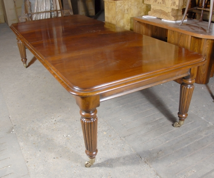 9 foot Victorian Extending Dining Table