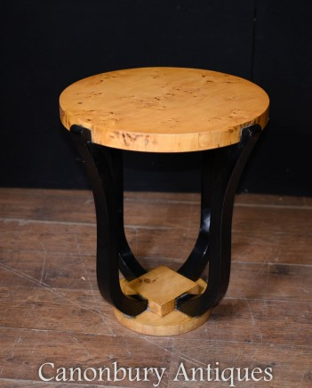 Art Deco Cocktail Table - Vintage Furniture