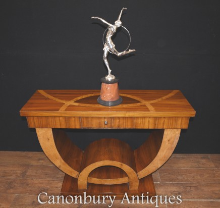Art Deco Console Table - Roaring Twenties Interiors
