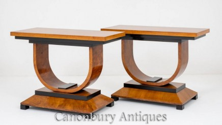 Art Deco Console Table - Vintage Antique 1930