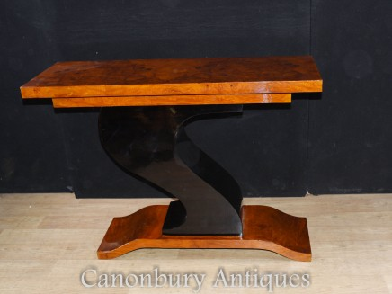 Art Deco Console Table - Z Tables