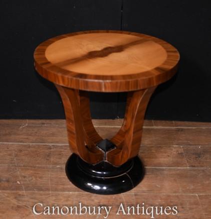 Art Deco Furniture - Side Table - Art Deco