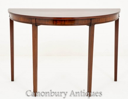 Georgian Console Table Circa 1800