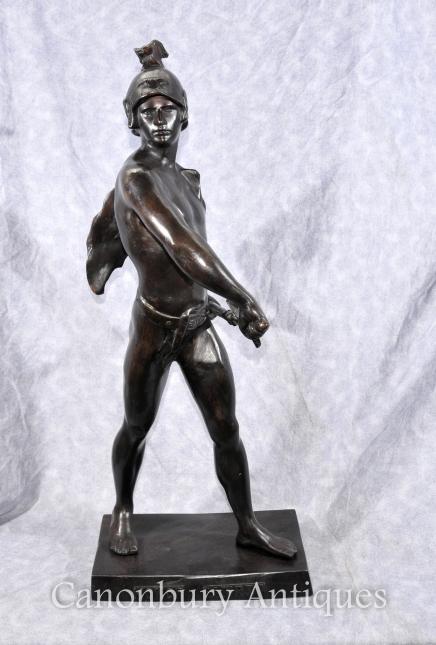 Antique bronzes - art deco, art nouveau, bronze ...
