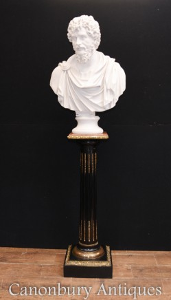 Large Bust Greek Philosopher Socrates Philosophy