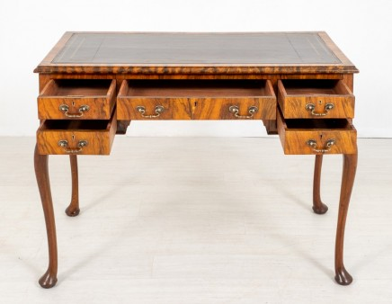 Queen Anne Desk Writing Table