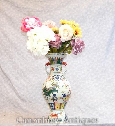 Chinese Porcelain Blue And White China Asian Ceramics