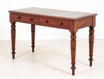 Victorian Writing Table Desk Antique 1850