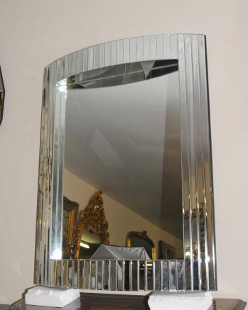 Art Deco Mirror Glass Hall Mirrors