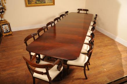 Regency Dining Sets Table And Chair Combinations