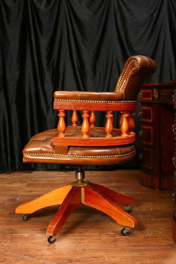 Farmhouse Office Chair Desks