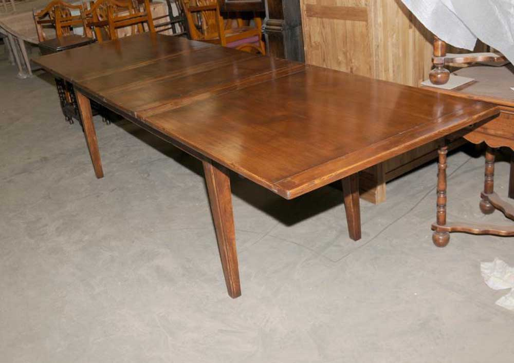 10 ft extending refectory table kitchen farmhouse diner for 10 foot farm table