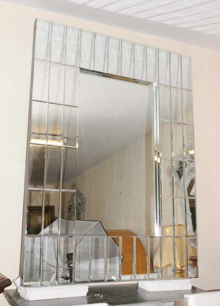 3 Ft Art Deco Mantle Mirror Glass Mirrors Interior Design