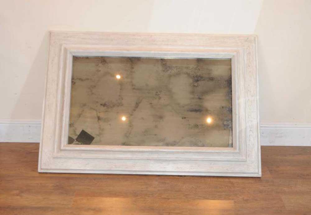 3ft modern regency mantle mirror mirrors for Mantle mirror