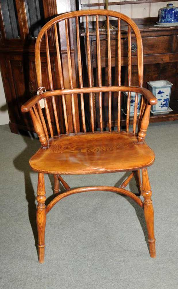 Bow Back Dining Chairs ~ Windsor bow back kitchen dining chairs windsors