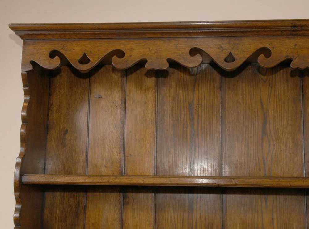 Additional Images. 7ft Oak Welsh Dresser Farmhouse Furniture Dressers   eBay