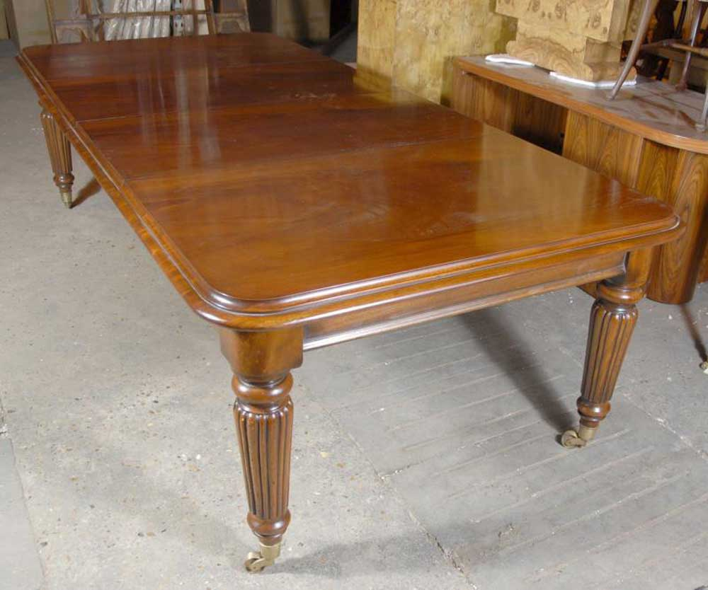 12 Foot Dining Room Tables: 9 Foot English Victorian Dining Table Tables