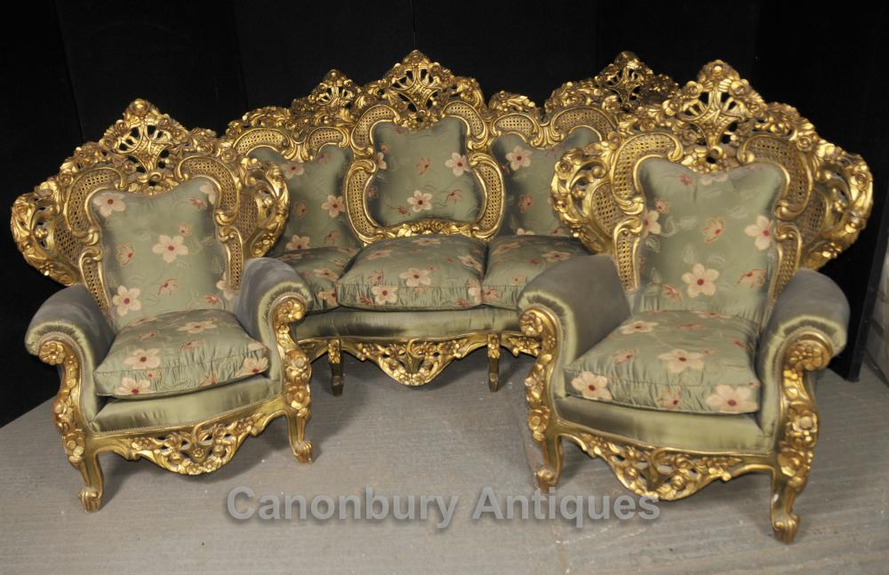 Queen Anne Dining Chairs Antique