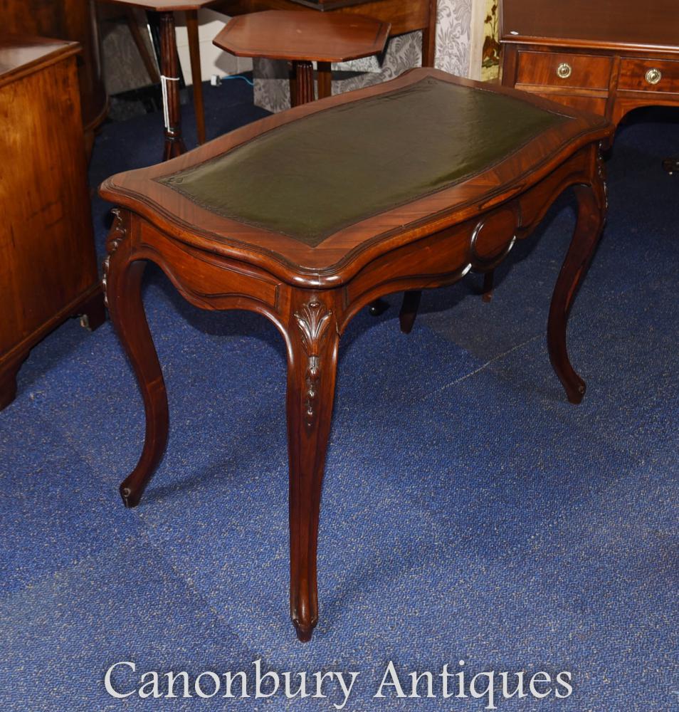 ornamental writing desk