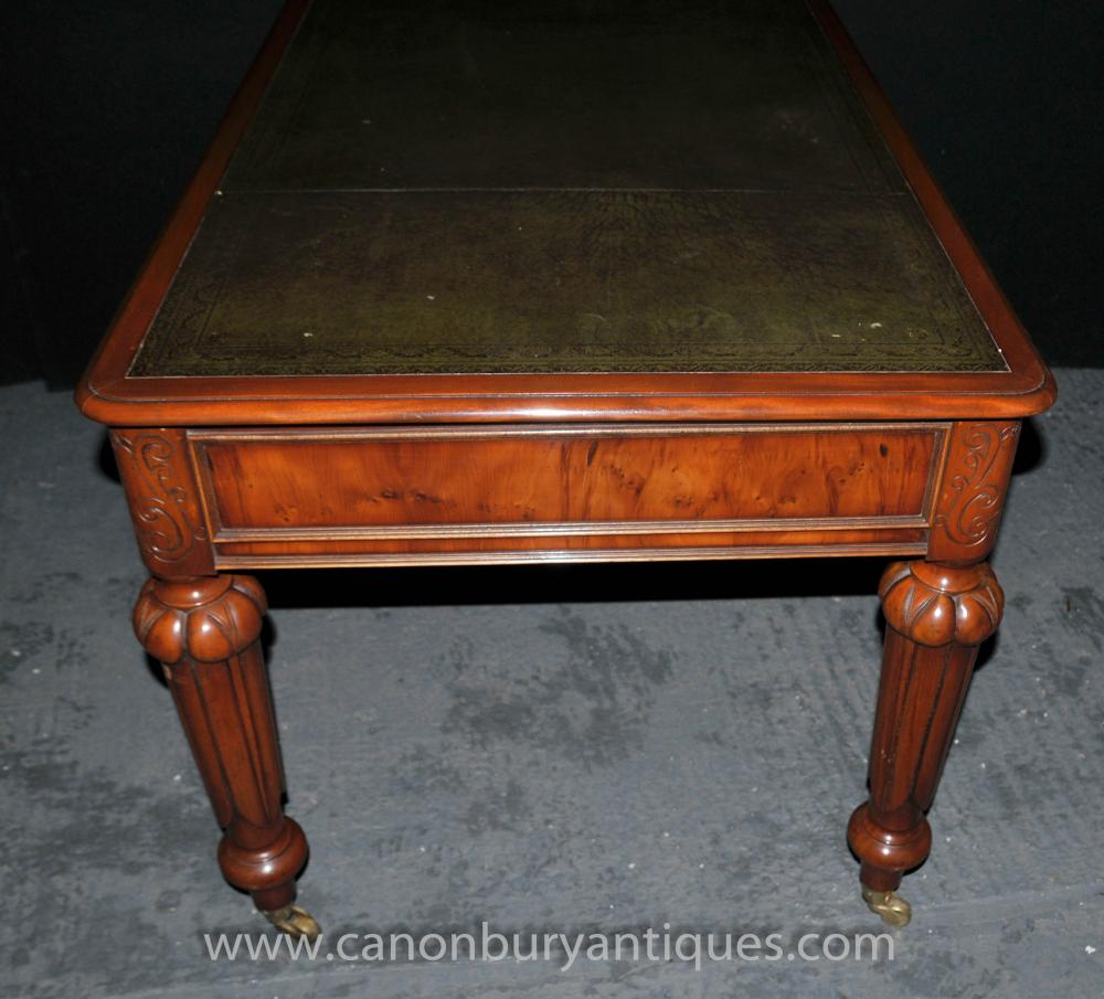 antique english writing desk Inessa stewart's antiques offers a  antique english mahogany partner's desk was designed to  antique renaissance desk - writing table features a size.