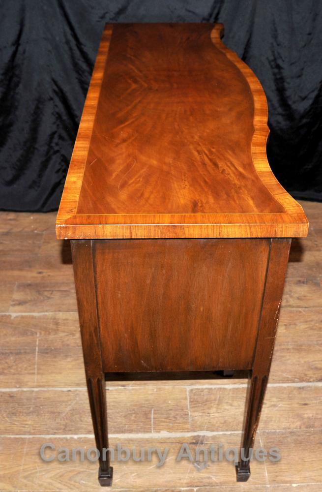 Sideboard Buffet In Dining Room Dressers