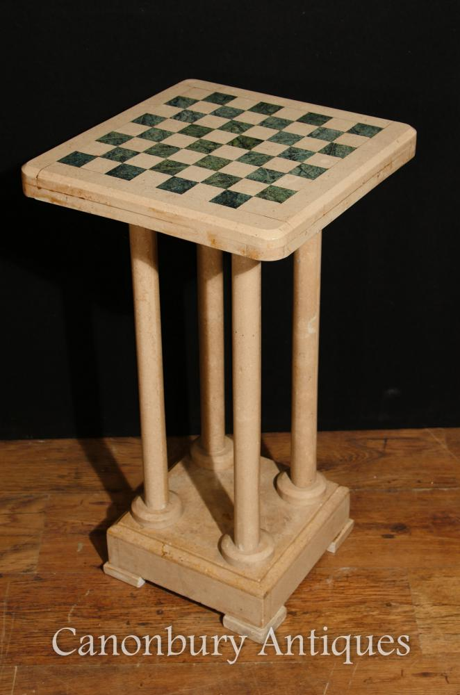 Antique victorian olive wood side table candy twist leg