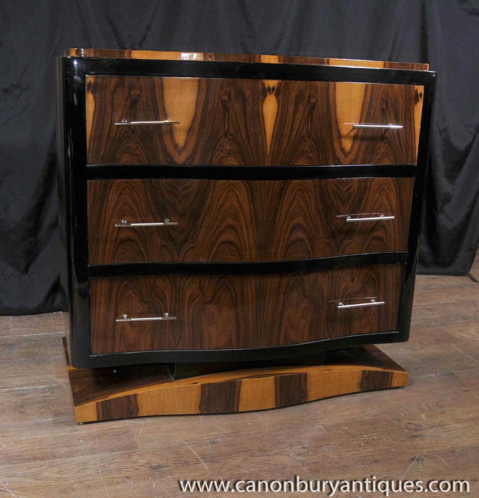 art deco chest drawers 1920s bedroom furniture
