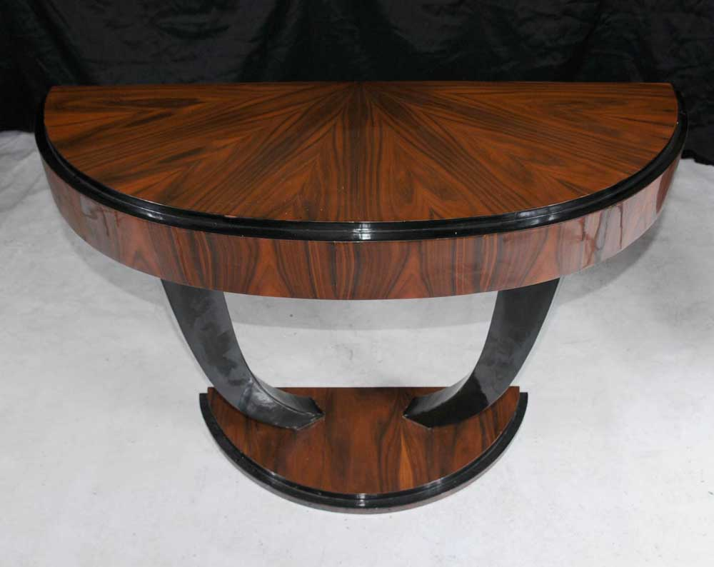 Art Deco Foyer Table : Art deco modernist console table hall tables s furniture