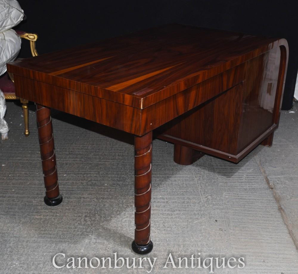 Art Deco Desk Writing Table 1920s Office Furniture Ebay