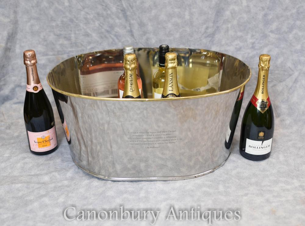 Ice Bucket Champagne Cooler Bollinger