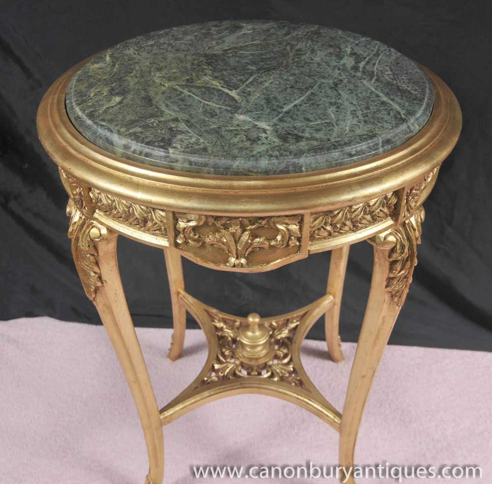 French Gilt Coffee Table: Louis XV Gilt Side Table Cocktail Tables French Furniture