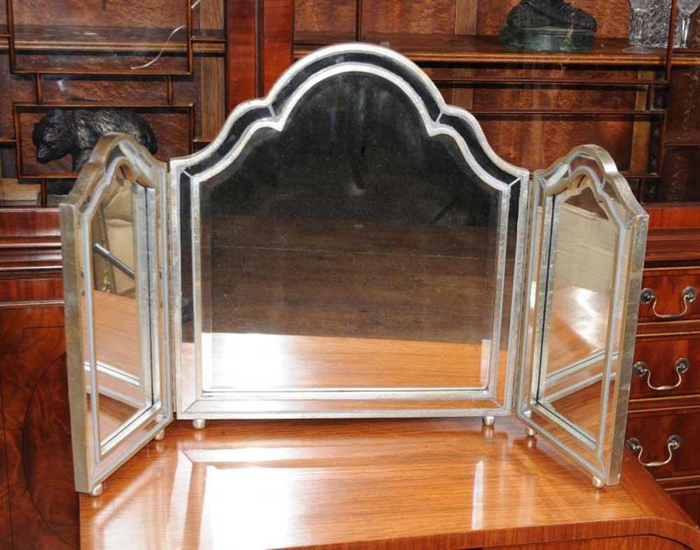 Art Deco Dressing Table Mirror Glass Mirrors