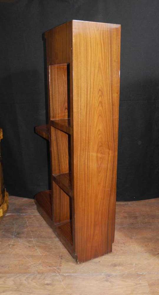 Art Deco Modernist Bookcase Shelf Unit 1920s Furniture
