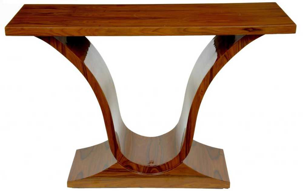 Art deco oggee console table hall tables furniture - Table de nuit art deco ...