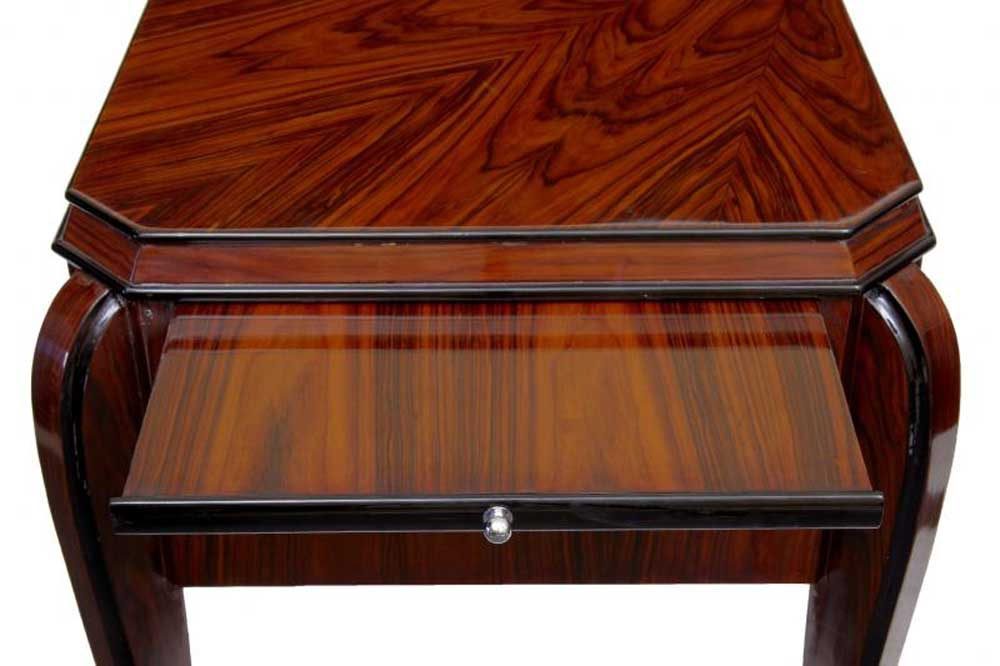 Art deco writing table desk dressing tables bureau office for Buro fourniture