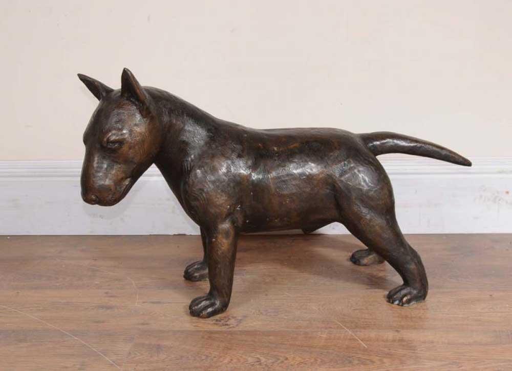 Bull Terrier Paintings For Sale