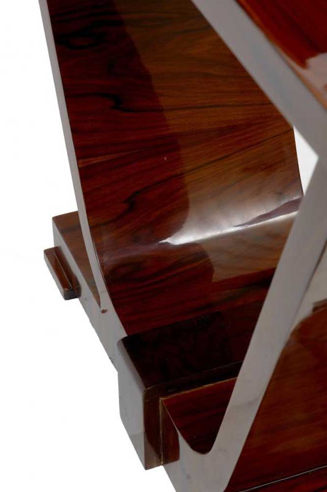 Deco console table hall tables modernist interiors furniture for Hall interior furniture