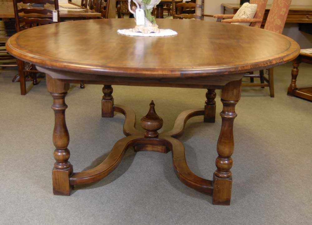 English Oval Refectory Dining Kitchen Table Tables